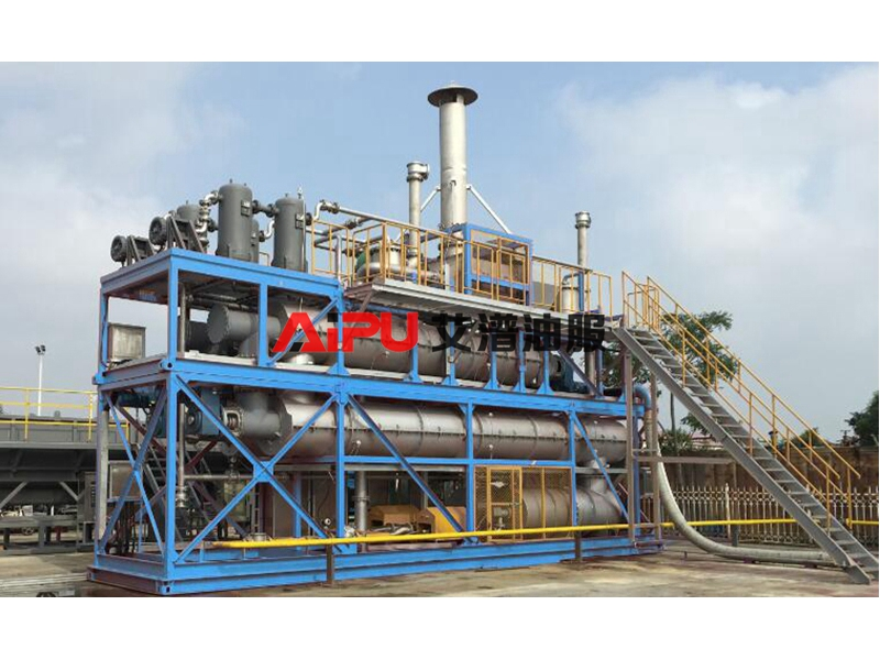 含油污泥间接热解析系统(无害化)-1